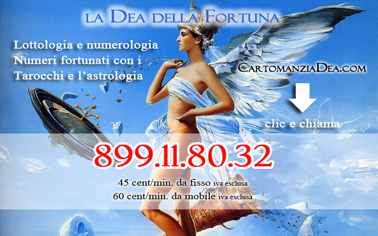 Consulti cartomanzia Dea della Fortuna
